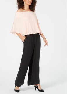 Alfani Bubble-Hem Blouse, Created for Macy's