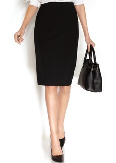 Alfani Classic Pencil Skirt, Created for Macy's
