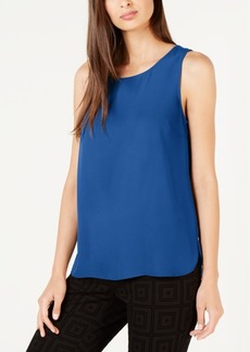 Alfani Crew-Neck Shell, Created for Macy's