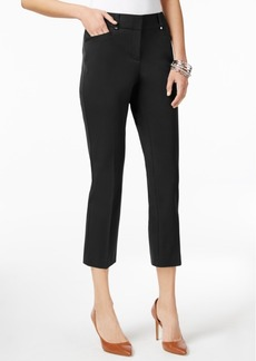 Alfani Cropped Skinny Pants, Created for Macy's