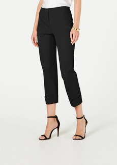 Alfani Cuffed Ankle Pants, Created for Macy's