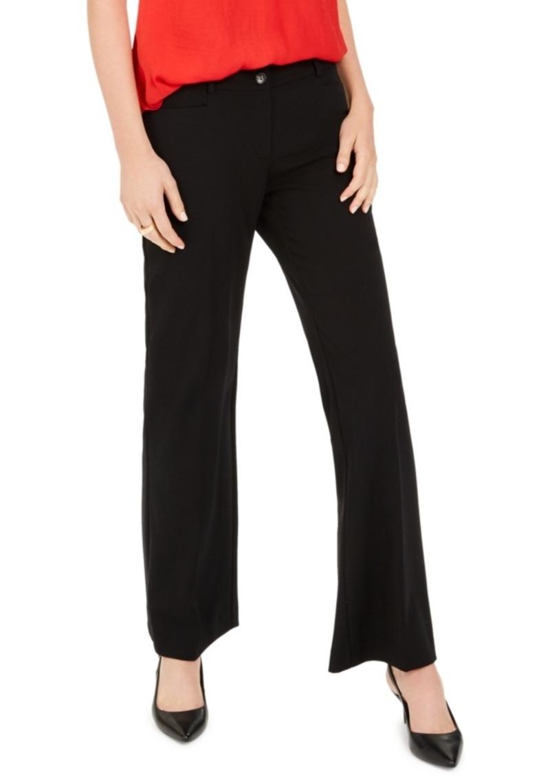 Alfani Curvy-Fit Slimming Bootcut Pants, Regular, Short, & Long Lengths, Created for Macy's
