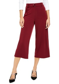 Alfani D-Ring Culotte Pants, Created for Macy's