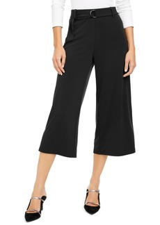 Alfani D-Ring Culotte Pants, Created for Macy's