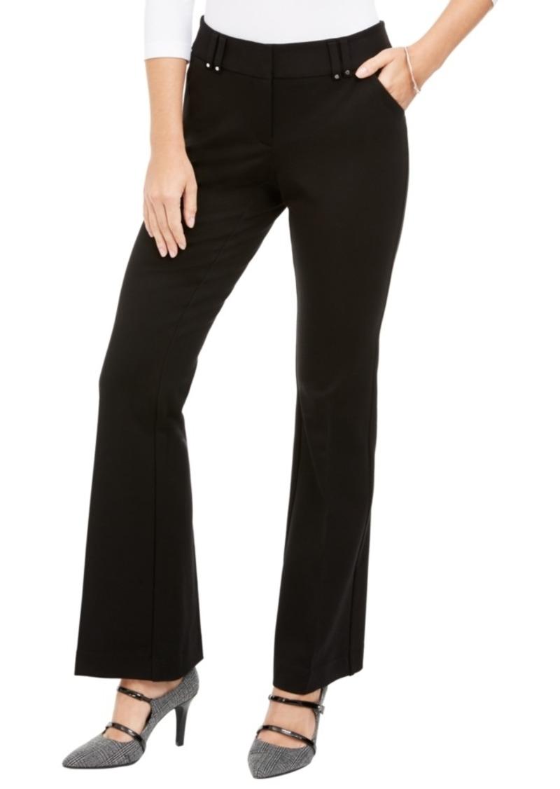 Alfani Ponte Trousers, Created for Macy's