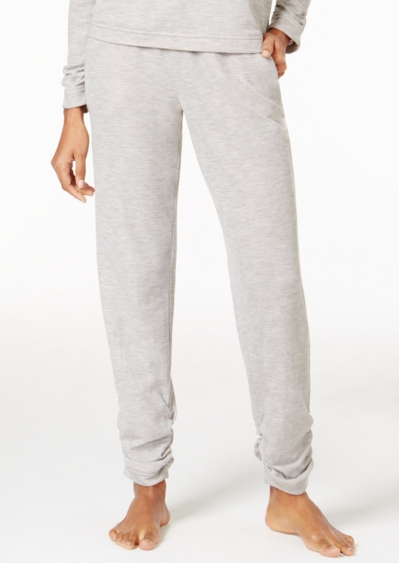 Alfani Double-Knit Jogger Pajama Pants, Only at Macy's