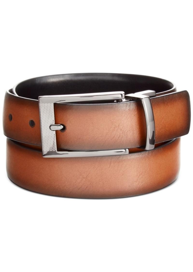 Alfani Feather-Edge Reversible Dress Belt