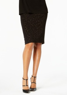 Alfani Glitter Skirt, Created for Macy's