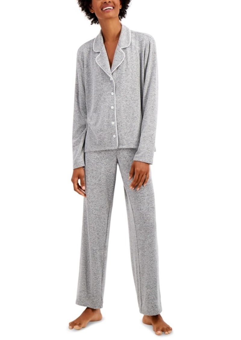 Alfani Hacci Pajama Set, Created for Macy's