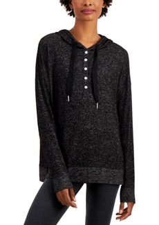 Alfani Hacci Sweater Knit Hoodie, Created for Macy's