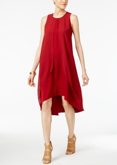 Alfani High-Low A-Line Dress, Only at Macy's