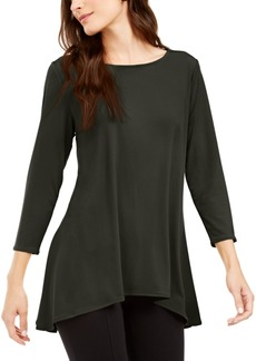 Alfani High-Low Tunic, Created for Macy's