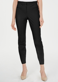 Alfani High-Waist Welt-Pocket Skinny Pants, Created for Macy's