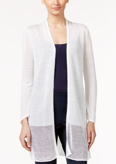 Alfani Illusion Duster Cardigan, Only at Macy's