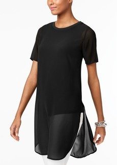 Alfani Illusion Tunic, Created for Macy's