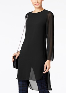 Alfani Illusion Tunic, Only at Macy's