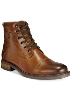 Alfani Men's Jack Cap Toe Boots, Created for Macy's Men's Shoes