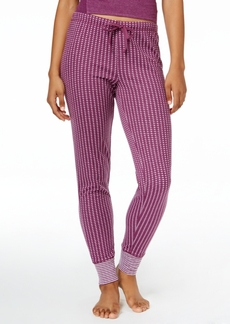 Alfani Jacquard Jogger Pajama Pants, Only at Macy's