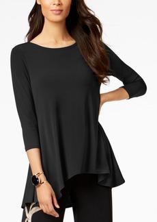 Alfani Jersey High-Low Tunic, Created for Macy's