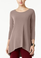 Alfani Jersey High-Low Tunic, Created for Macy's