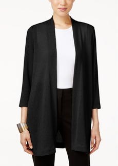 Alfani Knit Open-Front Cardigan, Only at Macy's