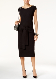 Alfani Knit Sheath Sweater Dress, Only at Macy's