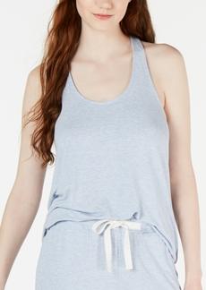 Alfani Knit Super Soft Pajama Tank Top, Created for Macy's
