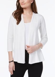 Alfani Lace-Back Cardigan, Created for Macy's