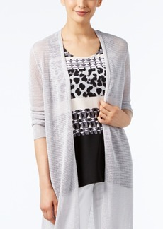 Alfani Lightweight Open-Front Duster Cardigan, Only at Macy's