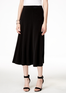 Alfani Long A-Line Skirt, Only at Macy's