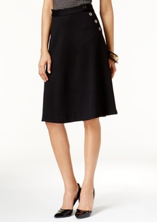 Alfani Mariner A-Line Skirt, Only at Macy's