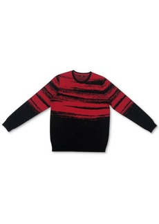 Alfani Men's Abstract Cotton Sweater, Created for Macy's