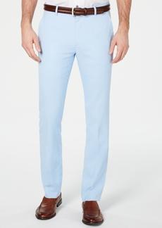 Alfani Men's AlfaTech Classic-Fit Stretch Pants, Created for Macy's