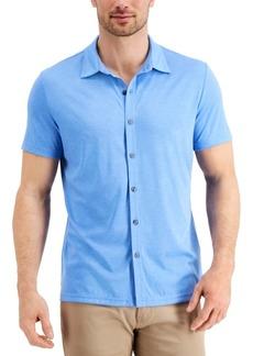 Alfani Men's Alfatech Shirt, Created for Macy's