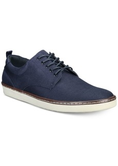 Alfani Men's Billy Twill Lace-Ups, Created for Macy's Men's Shoes