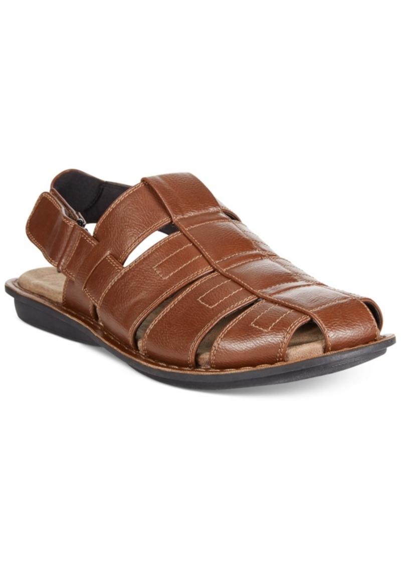 alfani alfani s boca fisherman sandals s shoes