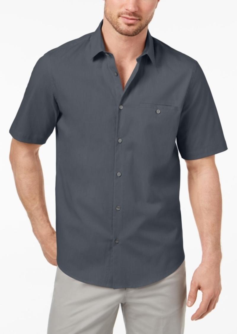 Alfani Men's Chest Pocket Shirt, Created for Macy's