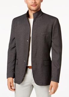Alfani Men's Classic-Fit Brick Textured Hybrid Sport Coat, Created for Macy's