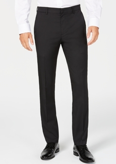 Alfatech by Alfani Men's Slim-Fit Stretch Pants, Created for Macy's
