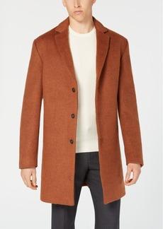 Alfani Men's Classic-Fit Topcoat, Created for Macy's
