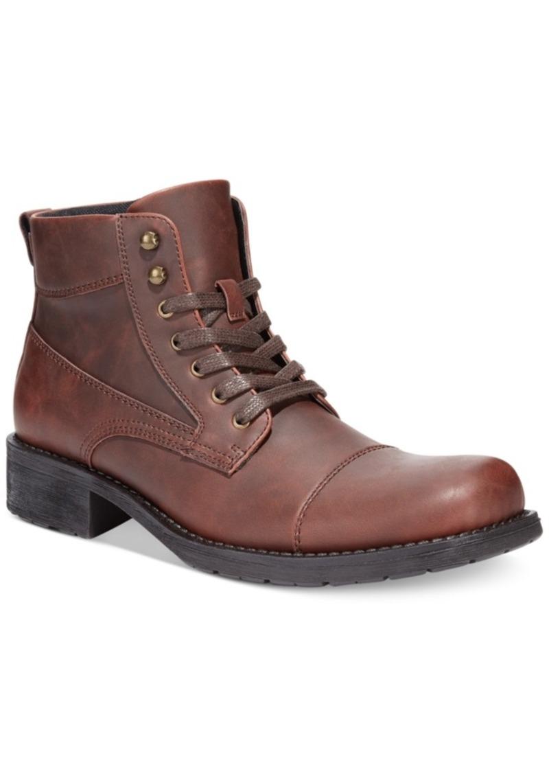 Alfani Alfani Men S Dean Utility Boots Men S Shoes Shoes