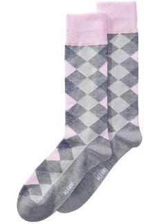 Alfani Men's Diamond Dress Socks, Created for Macy's