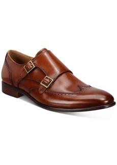 Alfani Men's Eli Wingtip Monk Strap Shoes, Created for Macy's Men's Shoes