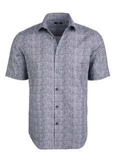 Alfani Men's Flection Print Shirt, Created for Macy's