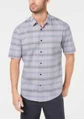 Alfani Men's Printed Ss Shirt, Created for Macy's