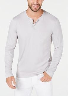 Alfani Men's Henley, Created for Macy's