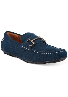 Alfani Men's James Suede Driver with Bit, Created for Macy's Men's Shoes
