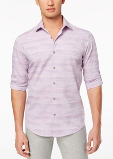 Alfani Men's Kent Textured Shirt, Created for Macy's