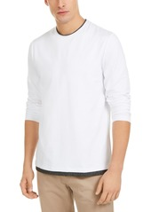 Alfani Men's Layered-Look T-Shirt, Created for Macy's
