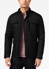 Alfani Men's Mock Collar Full-Zip Jacket, Only at Macy's